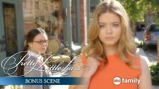 "Саша Питерс, Pretty Little Liars - Bonus Scene ""If Alison Went Back In Time"""