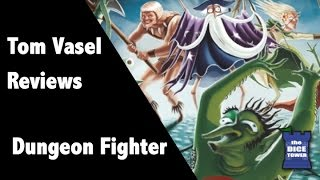 Dungeon Fighter Review - with Tom and Melody Vasel