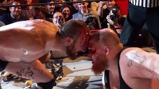 My ______ Is Bigger Than Yours (Biff Busick vs. Matt Tremont) - Beyond Wrestling #Uncomfortable CZW