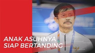 Jelang Pertandingan Lawan Laos, Indra Sjafri Pastikan Pemain Indonesia Sudah Siap