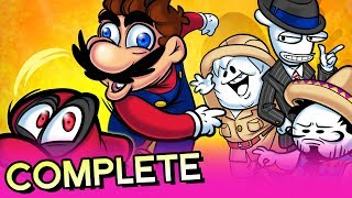 Oney Plays Super Mario Odyssey (Complete Series)