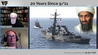 Skeptics in the Pub – Online: 20 Years Since 9/11: Claus Larsen and Steen Svanholm