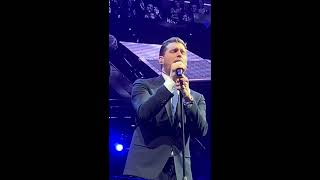Michael Bublé Forever Now Tampa February 13, 2019