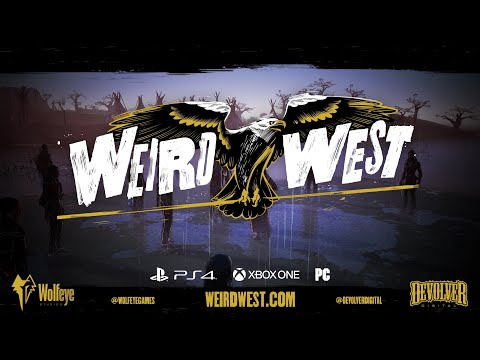 Weird West - Journey Trailer de Weird West
