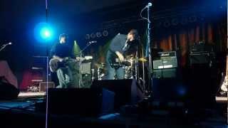 Arcwelder band plays ATP Camber Sands 12/3/2012