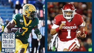 #7 Baylor at #6 Oklahoma Preview   Inside College Football