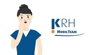 Feste Arbeitszeiten in der Pflege?! Das KRH-MobilTeam