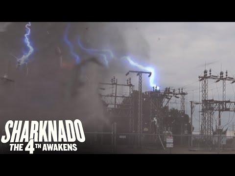 Sharknado: The 4th Awakens (Full Trailer)