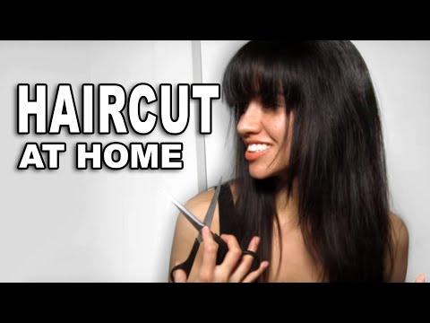 Πως να κόψετε μόνες σας τις αφέλειες και τις μύτες των μαλλιών σας