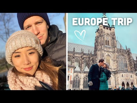 First Christmas in Germany 🎄💖🇩🇪 | YB Chang