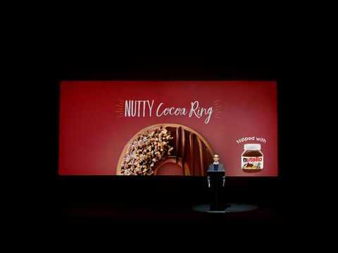 Krispy Kreme Commercial (2016 - 2017) (Television Commercial)