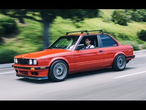 Modified BMW E30 Coupe 2.7L Stroker Motor - (One Take)