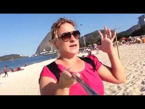 Я в Рио-Де-Жанейро - Мечта Жизни Сбылась Благодаря Работе по Системе Телесный Ключ