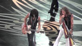 Aerosmith Boston Garden 7-17-12 OH YEAH