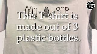 A Dubai company is making clothes out of recycled plastic
