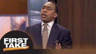 Stephen A., Victor Cruz debate Eli Manning being ranked 2nd-worst quarterback | First Take | ESPN