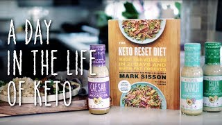 A Day In The Life Of Keto with Mark Sisson