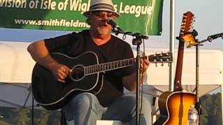 "Danny Flowers - ""Back In My Younger Days"" - Aiken and Friendsfest 2013 - MVI 0083"