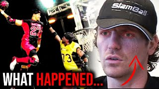 What Happened to Slamball? (The REAL Reason it Failed)