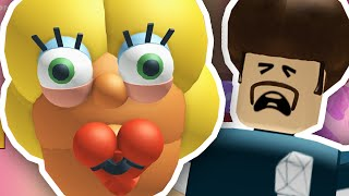 THE UGLIEST WOMAN EVER?! | Roblox Escape the Barber