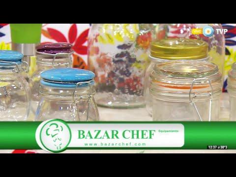 Utensilios navideños en Bazar Chef