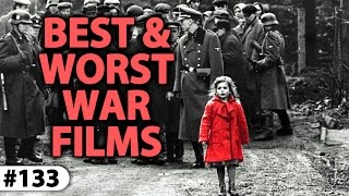 WAR FILMS: The Best, Worst, Oldest, & Newest!