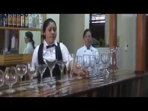 Cristalería del Bar