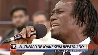Repatriarán El Cuerpo De Joane Florvil