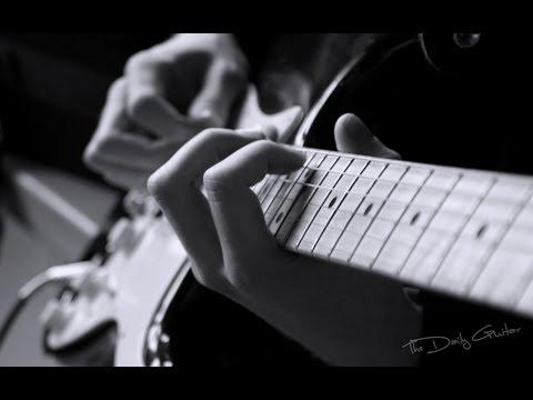 Использование открытых струн в арпеджио
