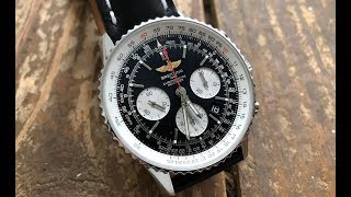 The Breitling Navitimer 01 Wristwatch: The Full Nick Shabazz Review