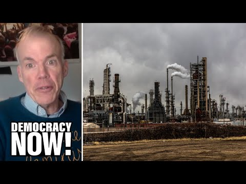 """""""A Big Deal"""": Bill McKibben on Rutgers Fossil Fuel Divestment & the Future of Climate Justice"""