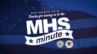 MHS Minute September 2018