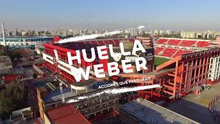 Huella Weber Independiente