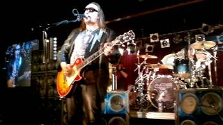 Ace Frehley 26-10-2011 NYC What's on your mind