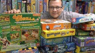 Welche Kinderspiele spielt der Papa eigentlich gerne? - Lieblingsspiele - Top Liste