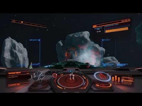 Void Opal Deep Core Mining   Elite Dangerous - смотреть
