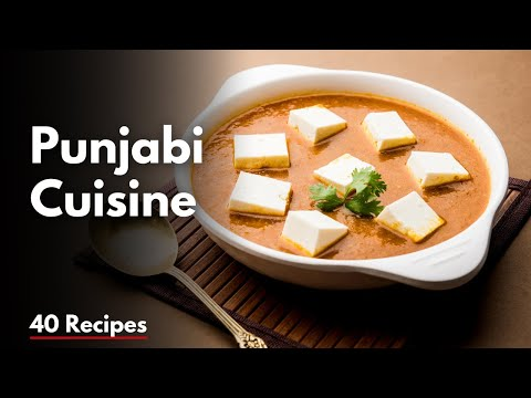 Online Punjabi Classes with 40 Recipes | Restaurant Style Authentic Punjabi Gravies by Swad Cooking
