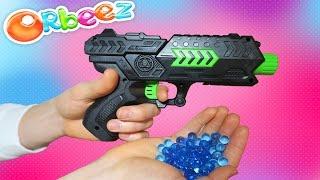 Orbeez Nerf Gun (SUPER RARE!)
