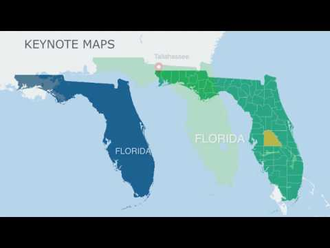 Keynote Maps Of Florida With Counties Mp3