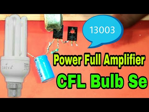 Download How To Make Powerful Amplifier With Cfl 4202 Mosfet
