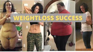 Weight Loss Before After Compilation - Motivation Pictures Of Body Transformations