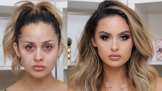 FULL COVERAGE GLAM MAKEUP TUTORIAL - Download this Video in MP3, M4A, WEBM, MP4, 3GP