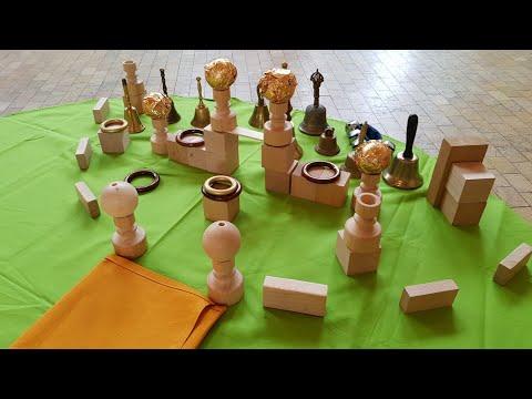 Kinderkirche aus der Kiste: Jesus heilt zehn Kranke