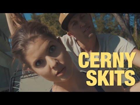 AMANDA CERNY SKITS - ft. MATT STEFFANINA, JEN SELTER, JORDAN TAYLOR & JOHANNES BARTL