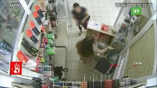 Челябинской области женщина ловко обманула продавца