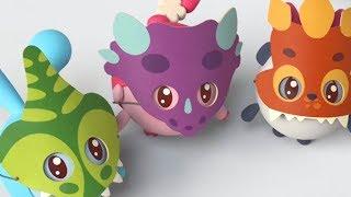 Малышарики - Новые серии - Большой друг (Серия 99) Развивающие мультики для самых маленьких