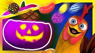 Calabazas Sorpresa de Halloween   Dulces de Colores en La Granja de Zenón   A Jugar