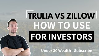 Trulia vs Zillow: How to Use Each the Right Way (Review)