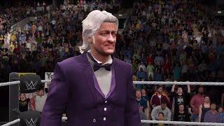 WWE 2K17 - Doctor Who (Jon Pertwee)