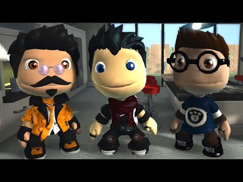Micro Studios Season 2 Episode 2 - Home Sweet Homicide - LittleBigPlanet 3 Animation